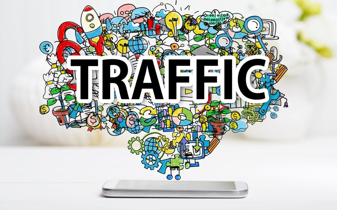 social media traffic can help you grow your email list